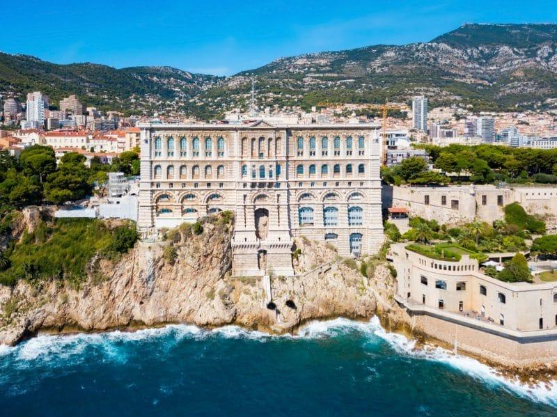 Histoire du Musée Océanographique de Monaco