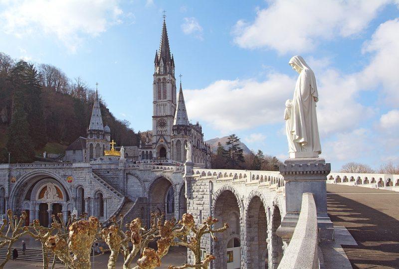 Histoire du Sanctuaire Notre Dame de Lourdes