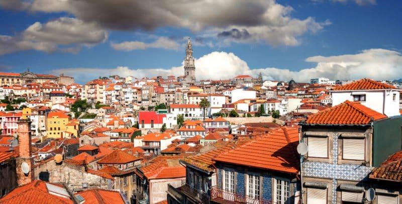 Histoire de la Tour des Clercs à Porto