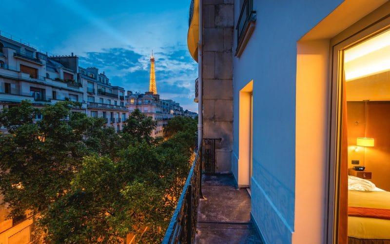 Hôtel la Bourdonnais, Paris