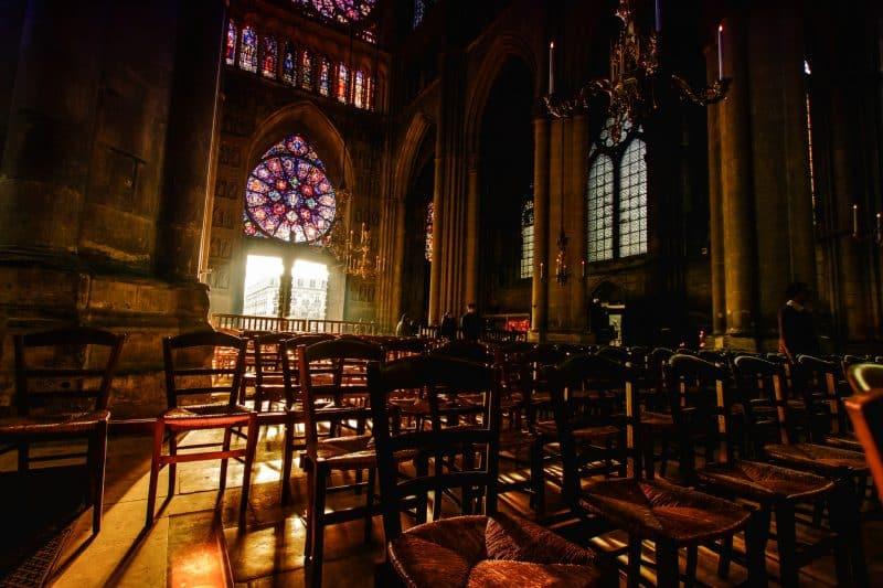 Horaires et tarifs de la Cathédrale de Reims