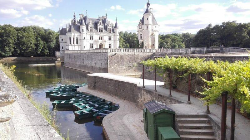 Horaires et tarifs du Château de Chenonceau