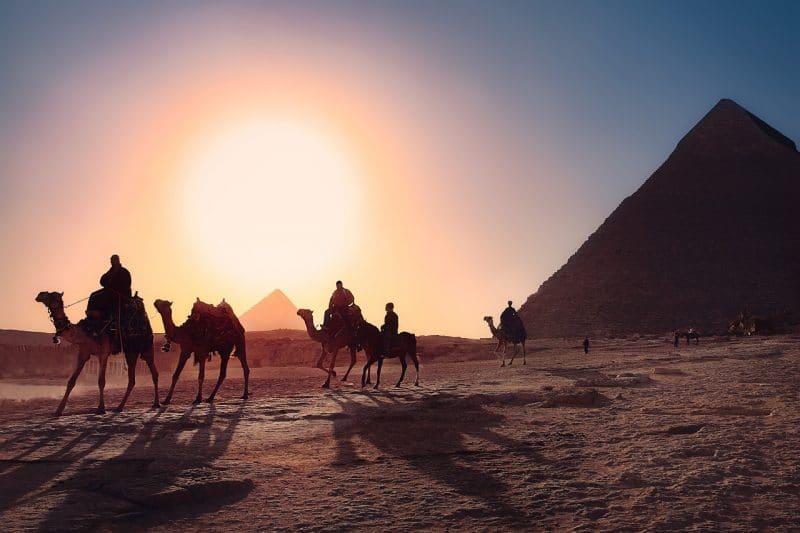 Horaires et tarifs des Pyramides de Gizeh