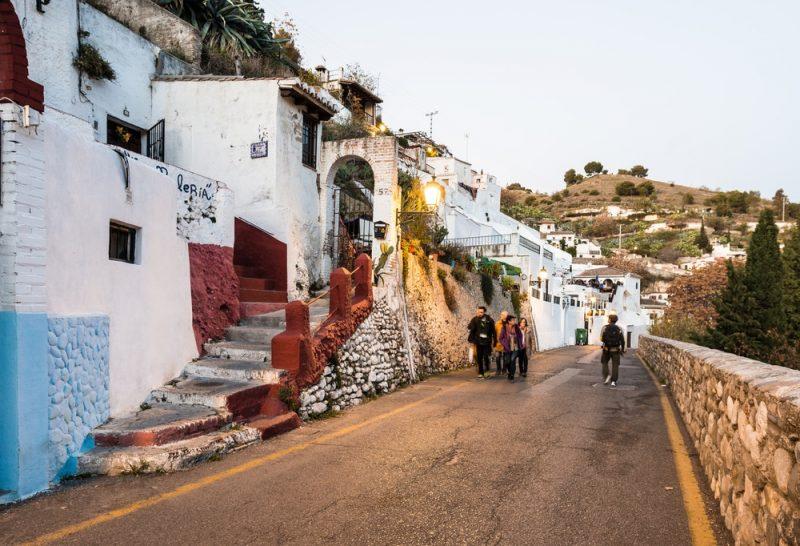 Horaires et tarifs des grottes Sacromonte