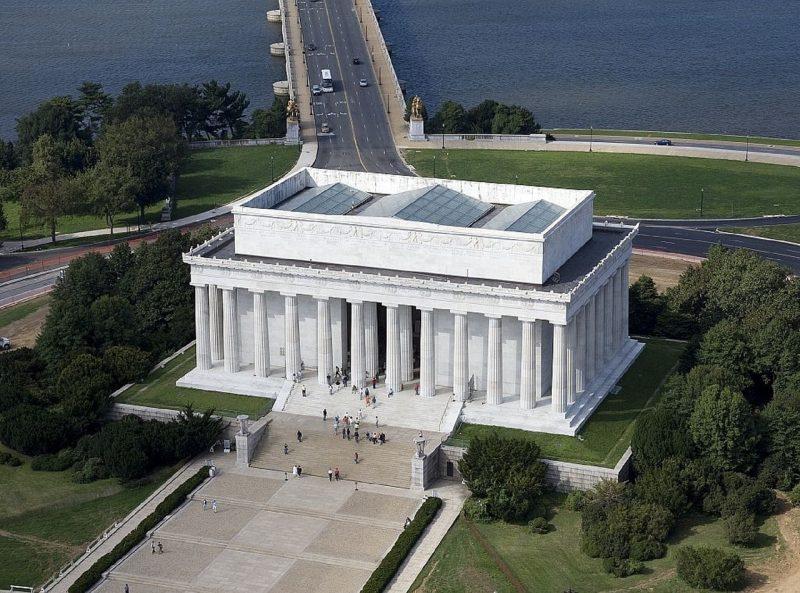 Horaires et tarifs du Lincoln Memorial à Washington