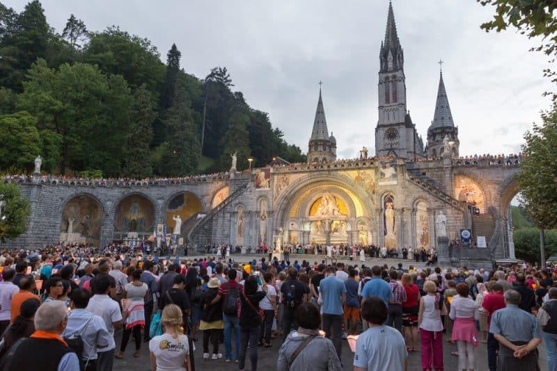 Horaires et tarifs de Notre Dame de Lourdes