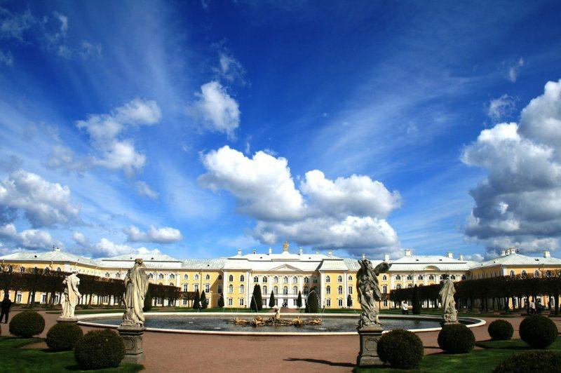 Horaires et tarifs du Palais Peterhof à Saint-Pétersbourg