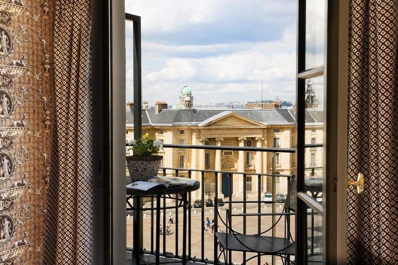 Hôtel des Grands Hommes, Paris