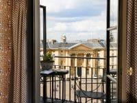Les meilleurs hôtels avec vue de Paris