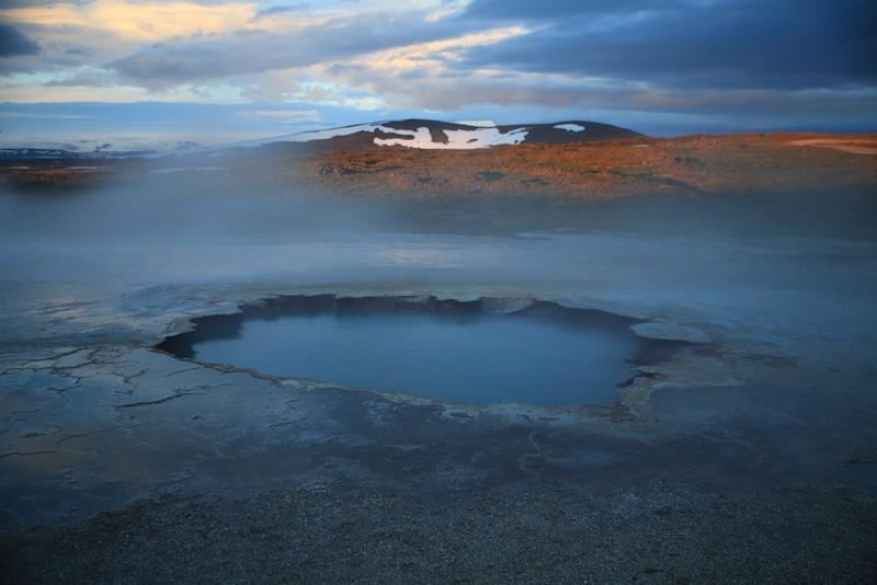 Hveravellir, Islande
