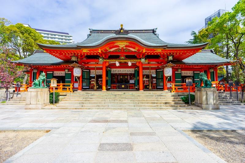 Ikuta, Kobe