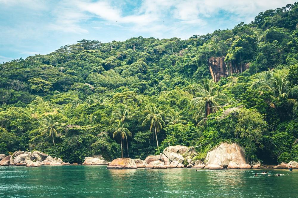 Ilha Grande, Brésil