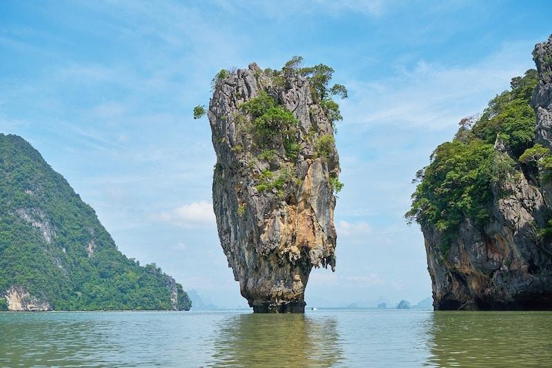 James Bond Island, Thaïlande