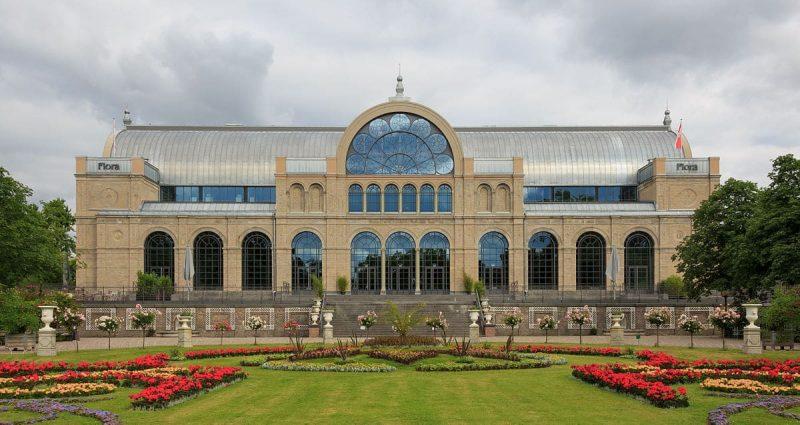 Jardin botanique Flora, Cologne