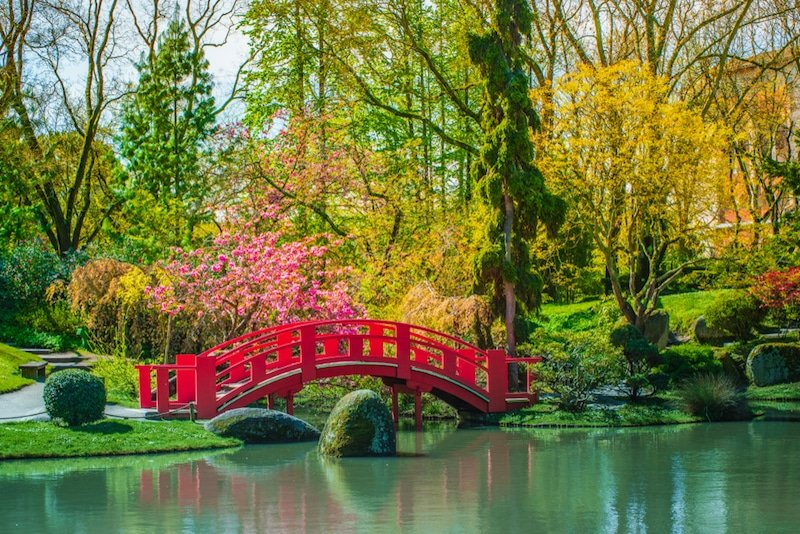 Jardin japonais, Toulouse