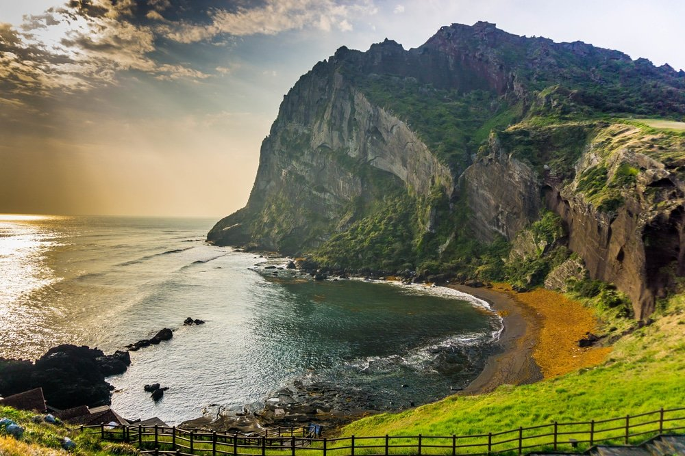 Jeju island, Corée du sud