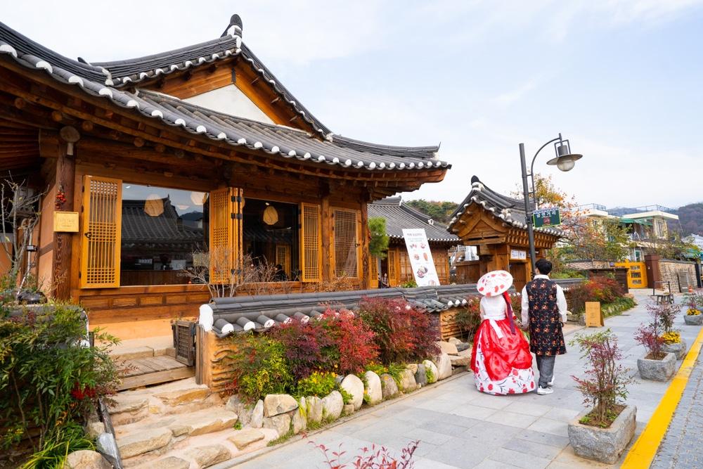 Jeonju, Corée du Sud