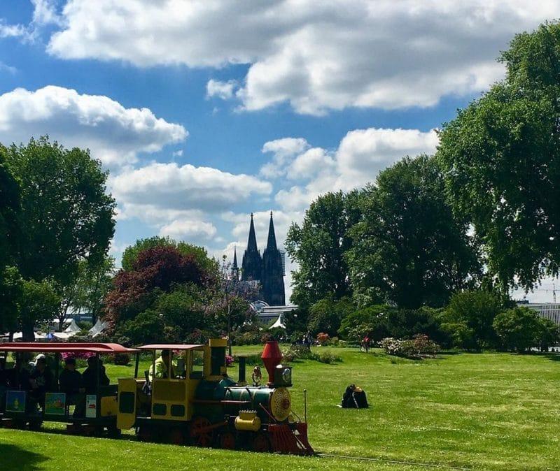 Rheinpark, Cologne