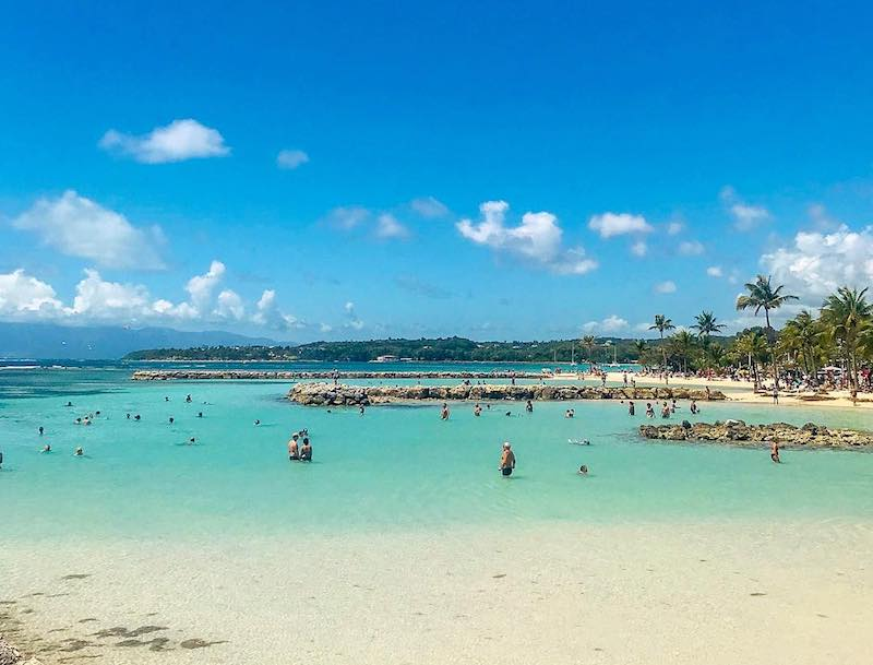 Kontiki, Guadeloupe