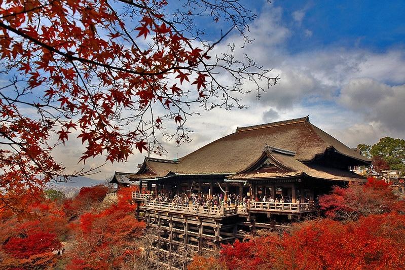 Kiyomizu Dera, Kyoto