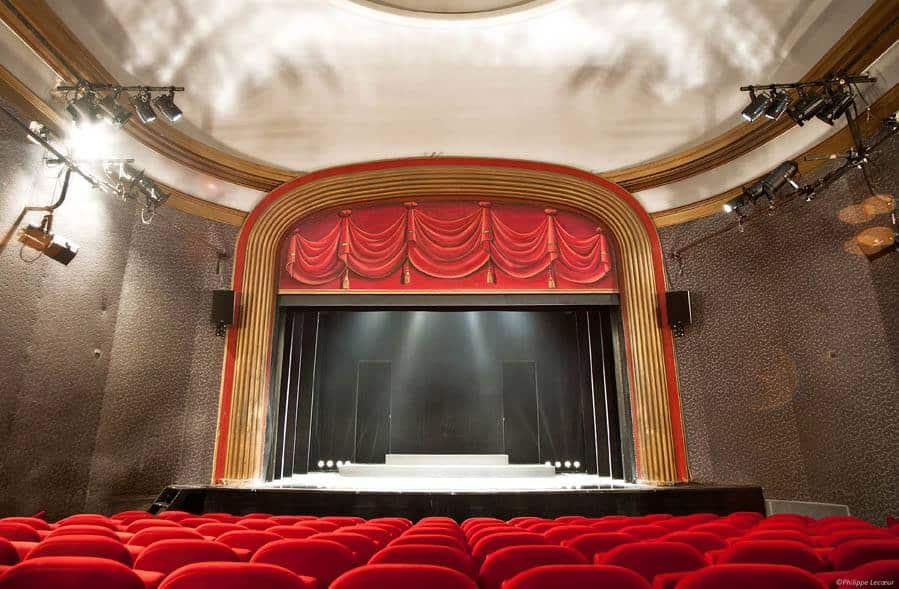 Théâtre Opéra la Pépinière, Paris