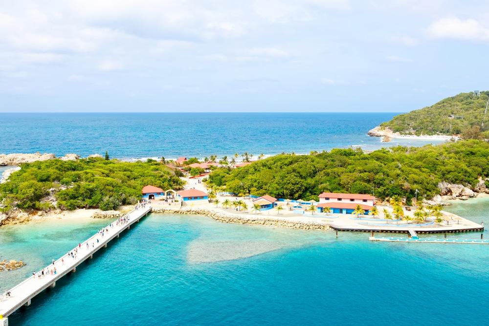 Baie de Labadee, Haïti