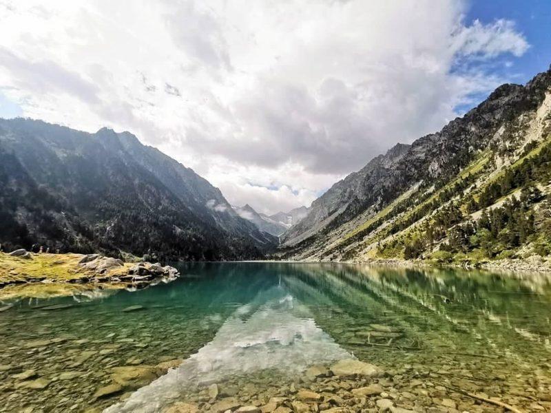 Lac de Gaube, Pac national des Pyrénées