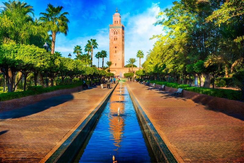 Marrakesh, Maroc