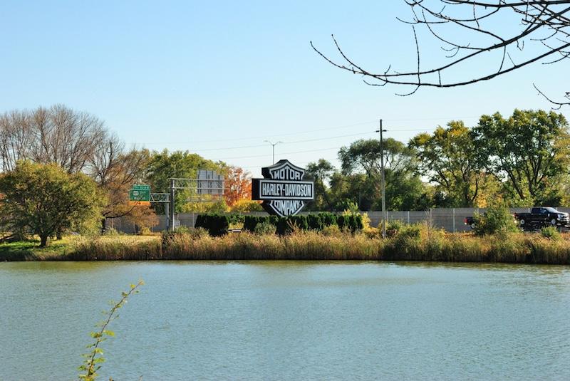 Menomonee River Valley, Milwaukee
