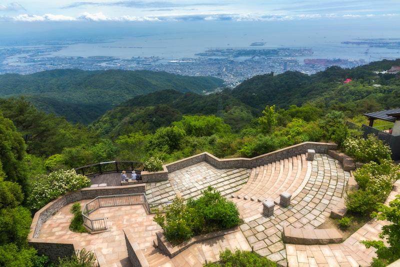 Mont Rokko, Kobe