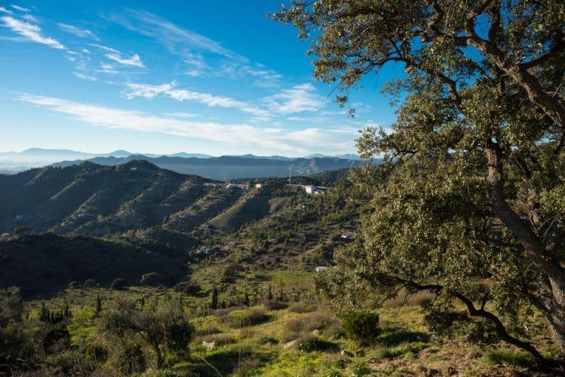 Parc Naturel des Montes de Malaga