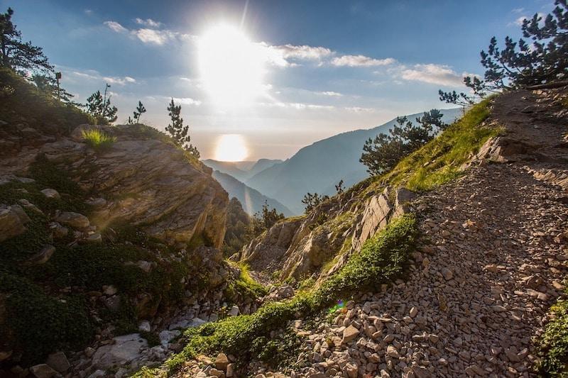 Mont Olympe, Grèce