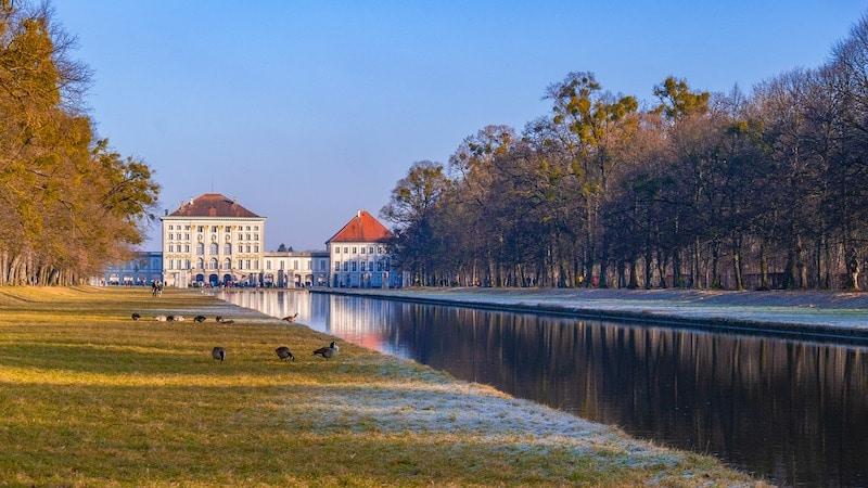 Prinzengarten & Nymphenburg, Munich