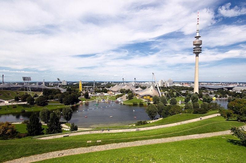 Parc Olympique, Munich
