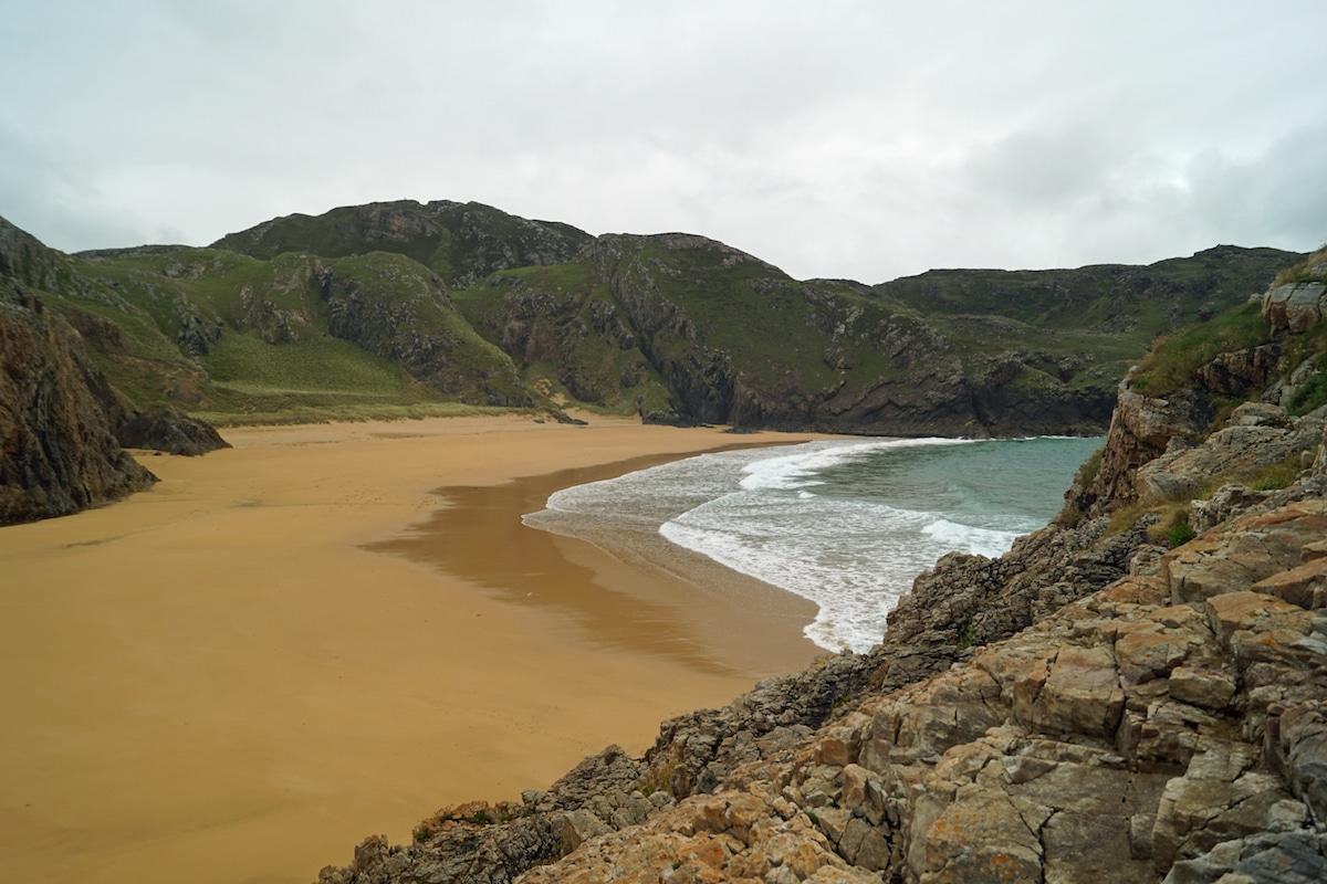Baie de Boyeeghter, Irlande