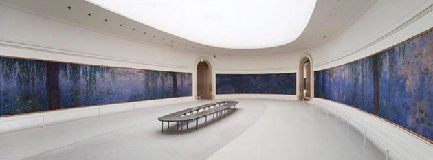 Visiter le Musée de l'Orangerie à Paris : billets, tarifs, horaires