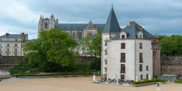 Visiter le château des Ducs de Bretagne : billets, tarifs, horaires