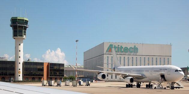 Transfert entre l'aéroport de Naples et le centre