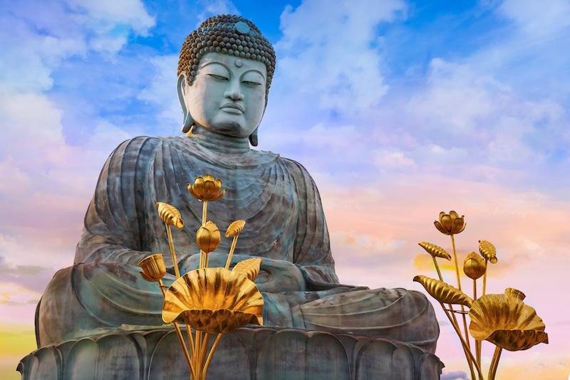 Grand Bouddha de Hyogo, Kobe