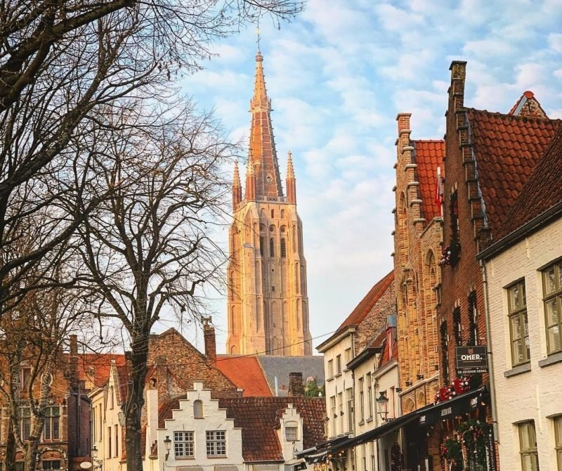 Cathédrale Notre dame de Bruges
