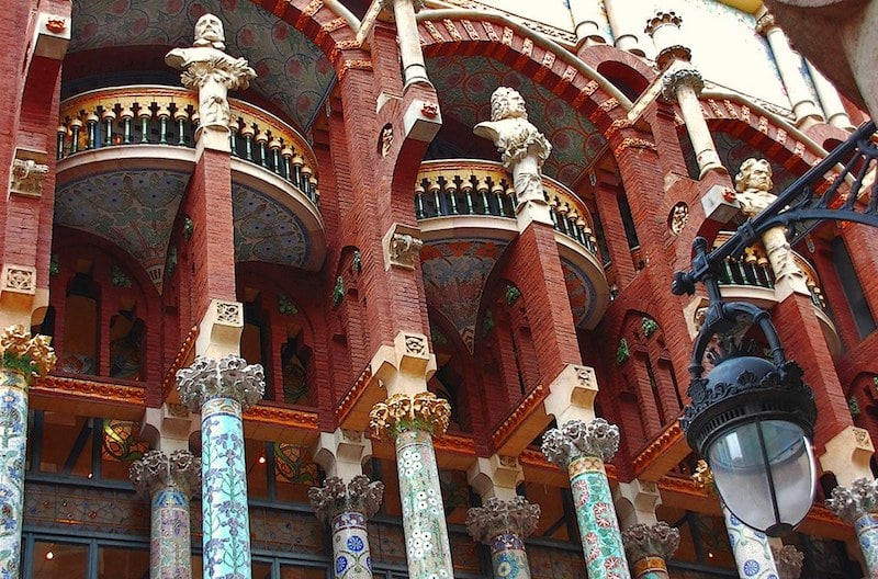Palau de la Música, Barcelone