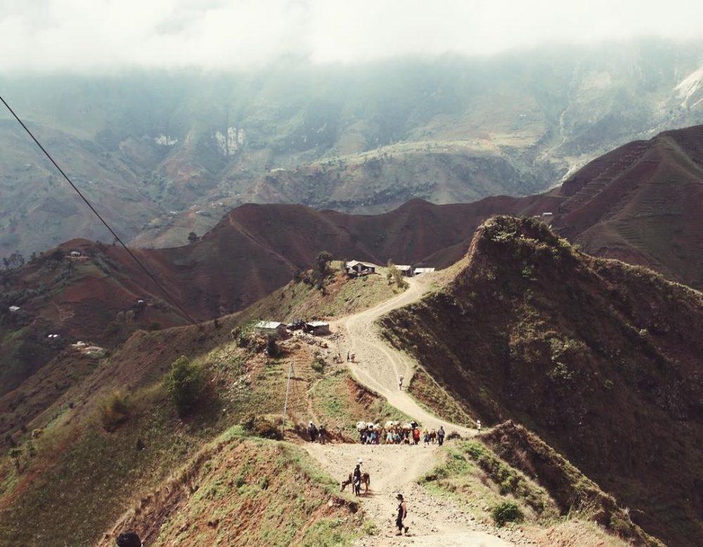 Parc national La Visite, Haïti