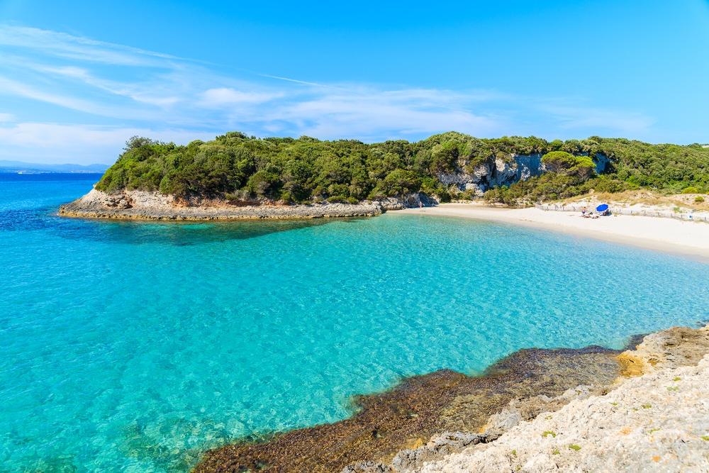 Petit Sperone, Corse
