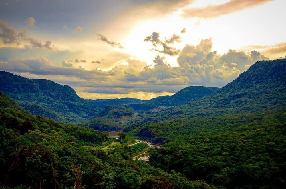 Plateau des Bolovens, Laos
