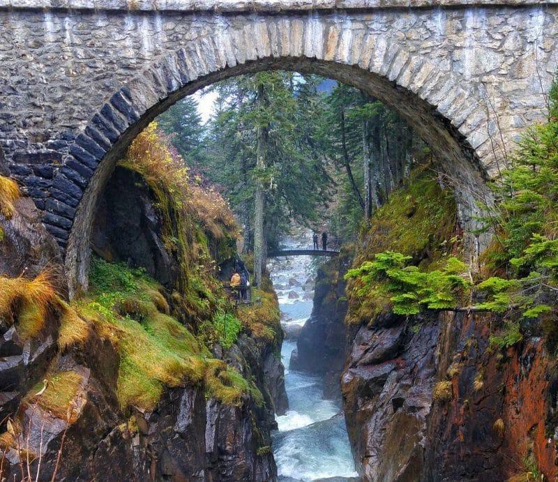 Pont d'Espagne, Parc National des Pyrénées
