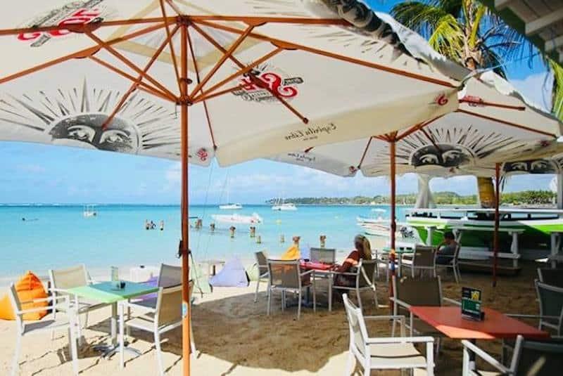 Rhum Vié, Guadeloupe