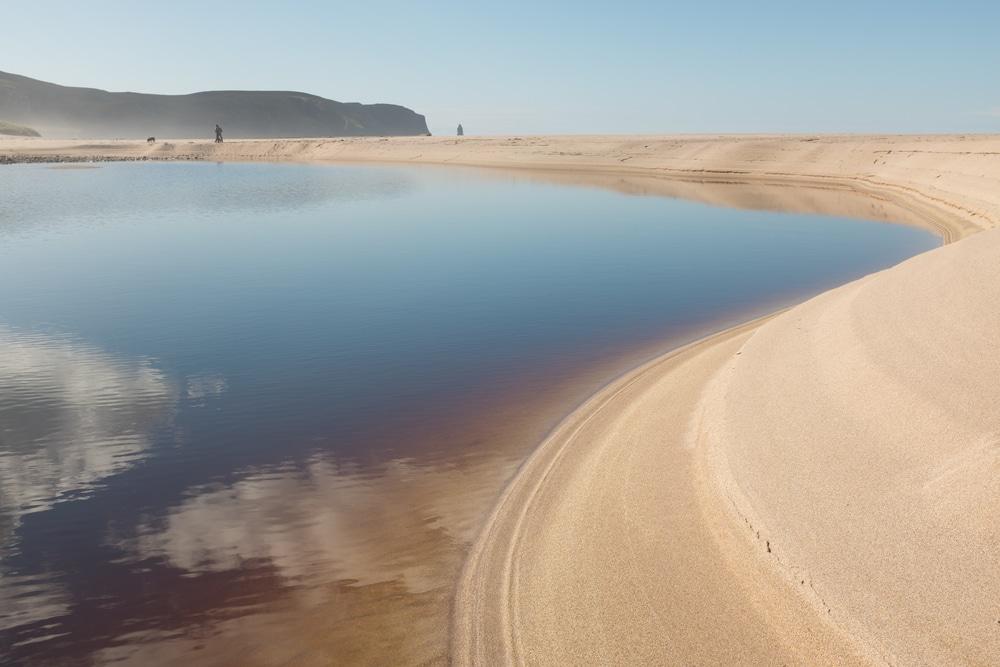 Sandwood Bay, Écosse