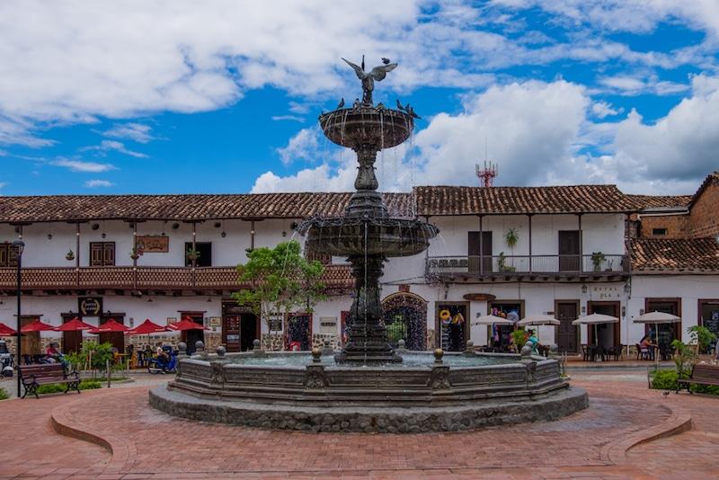 Santa Fé de Antioquia, Colombie