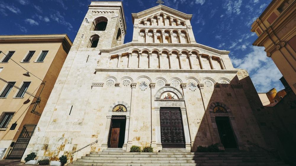 Cathédrale Sainte-Marie, Cagliari, Sardaigne
