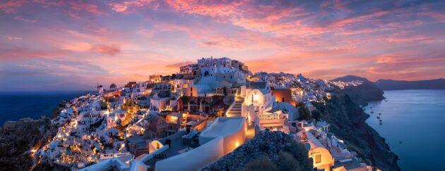 Comment aller à Santorin depuis Paros en ferry?